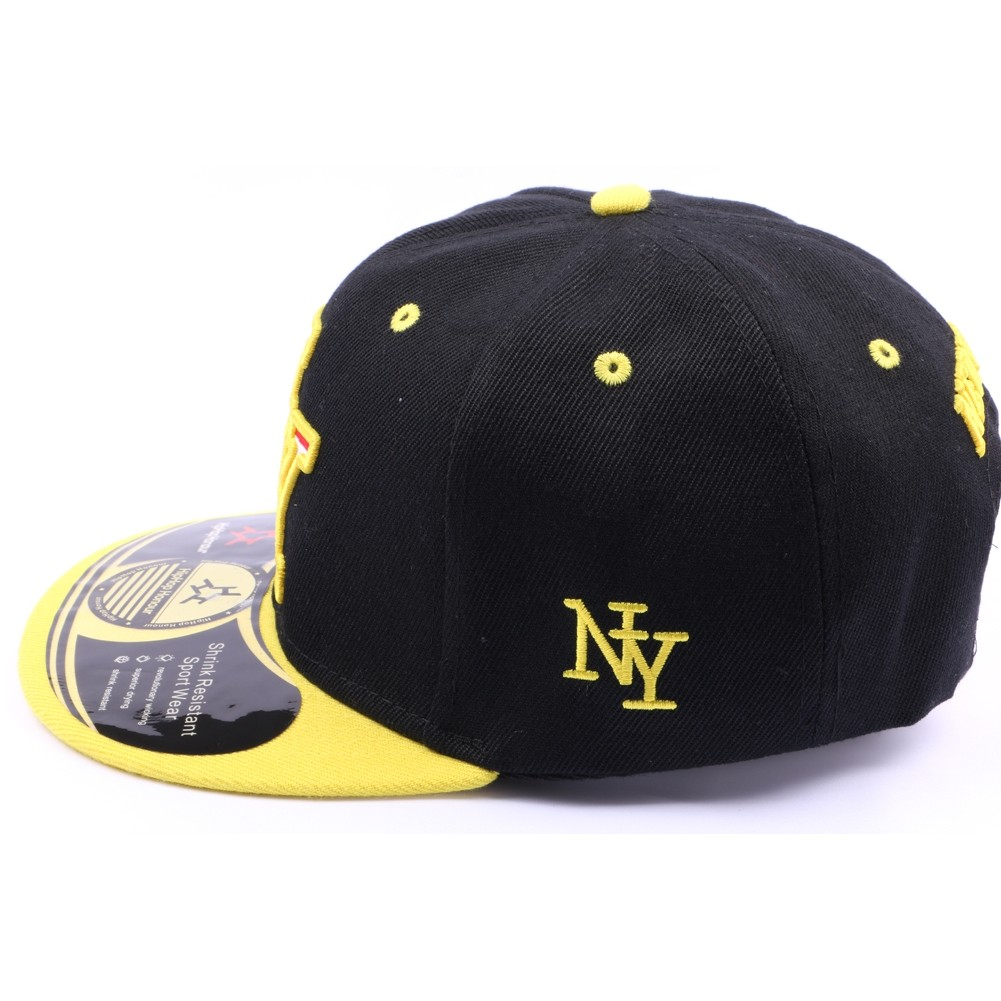 snapback ny noire boutique en ligne hatshowroom. Black Bedroom Furniture Sets. Home Design Ideas