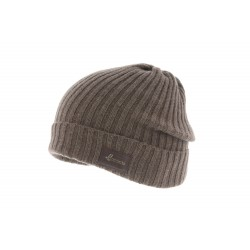 Bonnet Homme Marron Sir Edmond