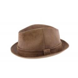 Chapeau Homme Marron Don Paco