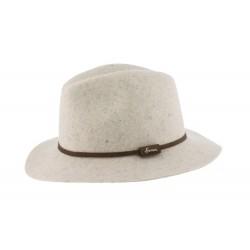 Chapeau feutre Beige Macsoft Herman