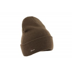 Bonnet long marron Dolin Herman