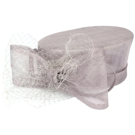 Chapeau Mariage Gris Kate Leon Montane
