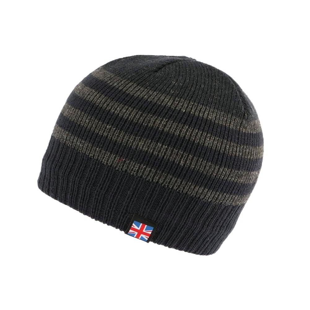 bonnet court bleu et gris drapeau uk bonnet docker tendance livr 48h. Black Bedroom Furniture Sets. Home Design Ideas