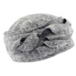 Bonnet toque laine grise Bilba Léon Montane CHAPEAUX Léon montane