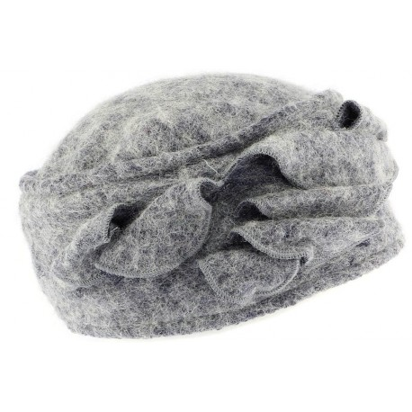 Bonnet toque laine grise Bilba Léon Montane