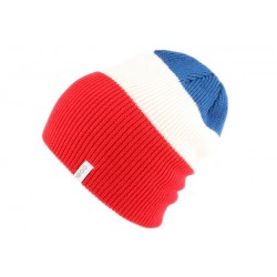 Bonnet bleu blanc rouge Frena National Coal