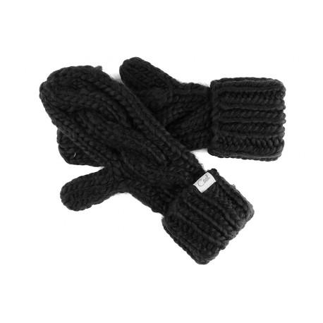 Gant moufle femme noir Coal Rosalita Gants COAL