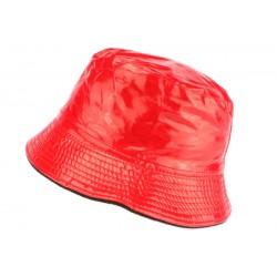 Chapeau pluie Corail Nyls Création chapeau pluie Nyls Création