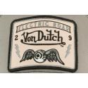 Casquette Von Dutch Grise et Bleu Electric Road