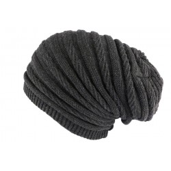 Bonnet Rasta Long Gris Jack Nyls Creation BONNETS Nyls Création