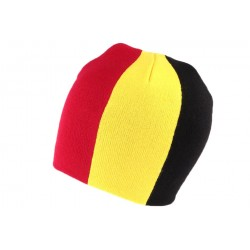 Bonnet Drapeau Belgique Nyls Création