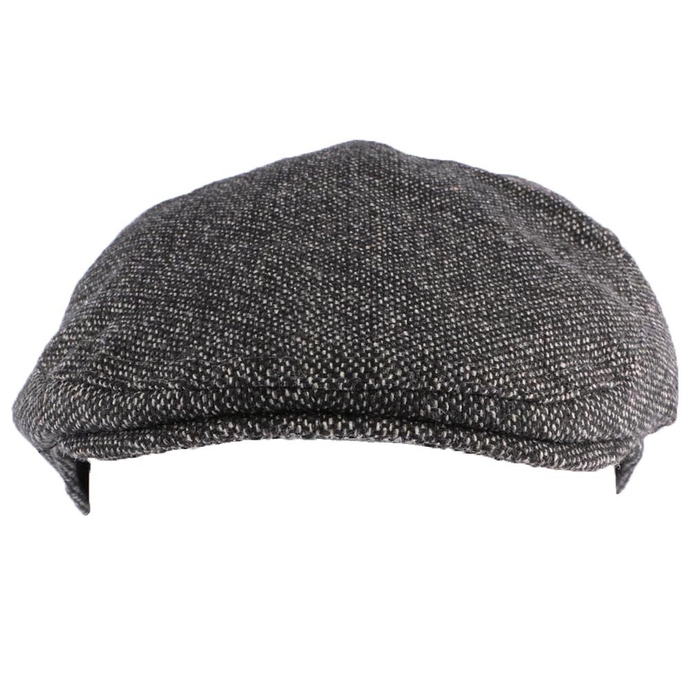b ret casquette gris en laine rowdy casquette homme livr en 48h. Black Bedroom Furniture Sets. Home Design Ideas