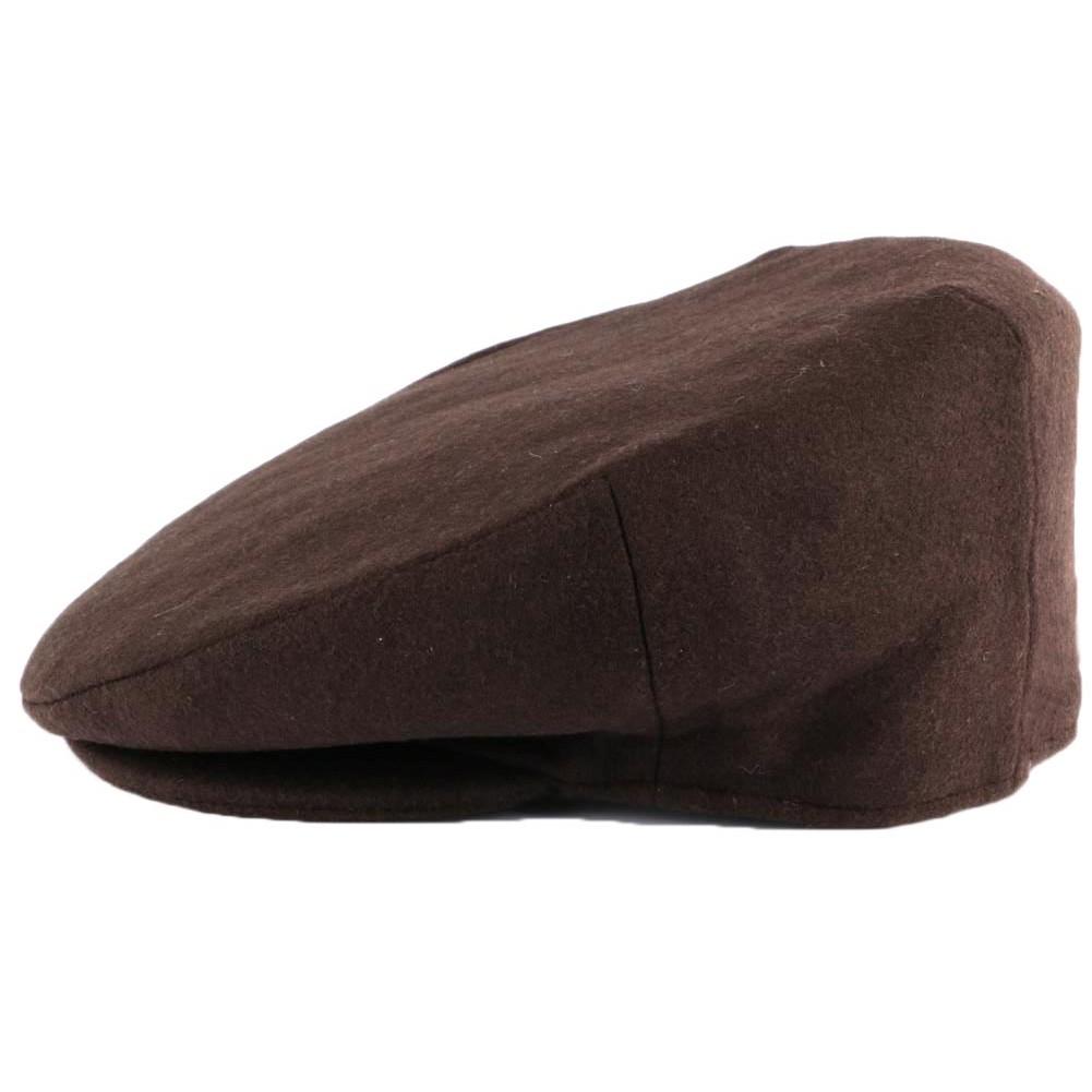 casquette marron laine cr ation fran aise casquette homme livr 48h. Black Bedroom Furniture Sets. Home Design Ideas