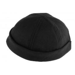 Bonnet Docker Noir laine Léon Montane
