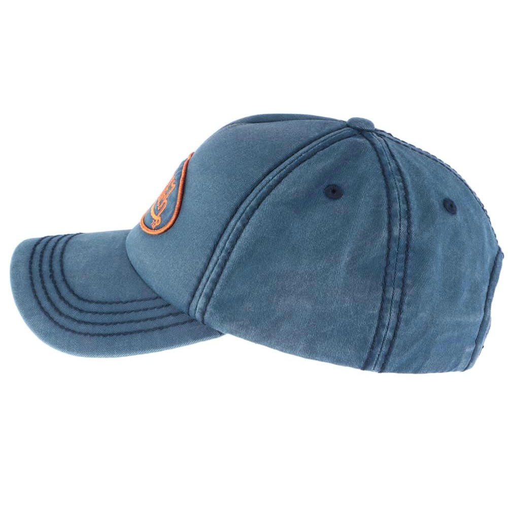 casquette baseball von dutch bleu bob casquette curve livr 48h. Black Bedroom Furniture Sets. Home Design Ideas