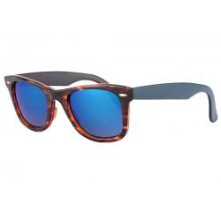Lunettes de soleil miroir bleu vintage Fraxy LUNETTES SOLEIL Eye Wear