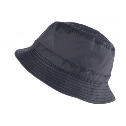 Chapeau de pluie mixte Earth Bleu