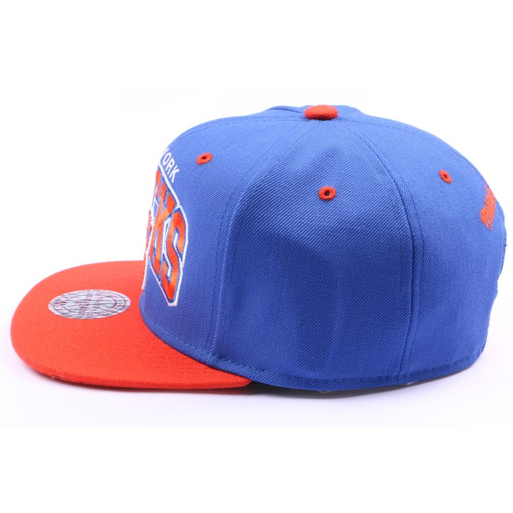 684d30835009a ... Snapback New York Knicks bleu et orange ANCIENNES COLLECTIONS divers ...