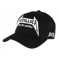 Casquette Metallica Von Dutch Ride the Lightning CASQUETTES VON DUTCH