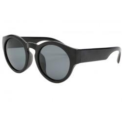 Lunettes polarisées rondes retro Noir Major LUNETTES SOLEIL Eye Wear