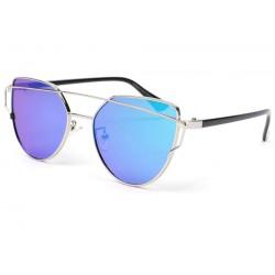 Lunettes soleil miroir Bleu Baltik LUNETTES SOLEIL Eye Wear