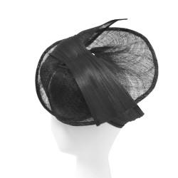 Chapeau Mariage Noir Camine Céline Robert