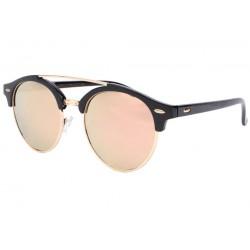 Lunettes de soleil miroir doré cuivre Fily LUNETTES SOLEIL Eye Wear