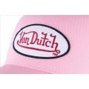 Casquette Von Dutch Rose Fresh Baseball