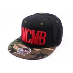 Casquette Snapback YMCMB Noire et camouflage armée ANCIENNES COLLECTIONS divers