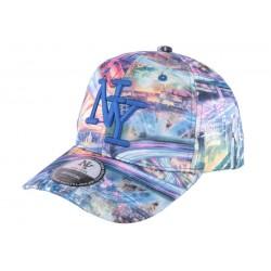 Casquette baseball Enfant Bleu Fashion tower de 7 à 11 ANS