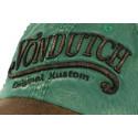 Casquette Von Dutch Vintage Verte Halton