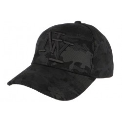 Casquette NY camouflage noir baseball Lieuty ANCIENNES COLLECTIONS divers