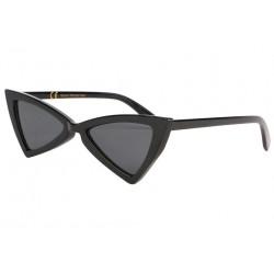 Lunettes de soleil triangulaires Noires Tryade LUNETTES SOLEIL Eye Wear
