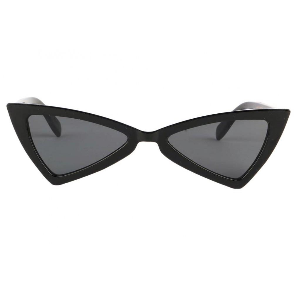 lunette de soleil triangulaire Noir, lunette soleil fashion livré 48h! 5286ce67927b