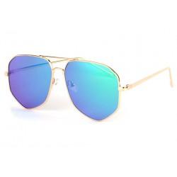 Lunettes de soleil aviateur miroir bleu Loisy LUNETTES SOLEIL Eye Wear