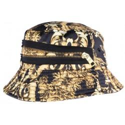 Chapeau Bob enfant stretwear avec ZIP 6 à 12 ans BOB JBB COUTURE
