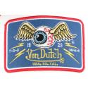 Casquette Von Dutch Bleue et Rouge Eye ball Truck