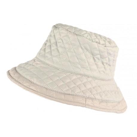 Grand chapeau Pluie Gris Femme Rayny Nyls Création