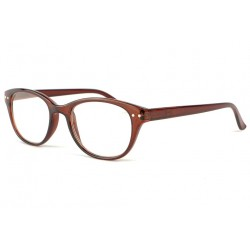 Lunette lecture marron mode Vysta