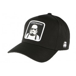 Casquette Stormtrooper Star Wars noire Collabs