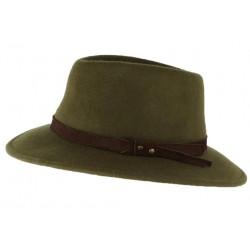 Chapeau Feutre Vert Crushable Mac Leon Montane
