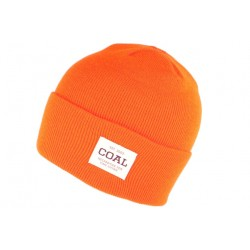 Bonnet Coal Orange The Uniform