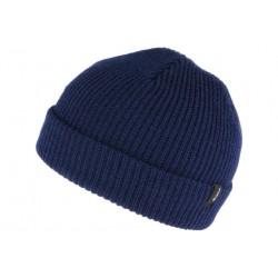 Bonnet Brixton bleu Heist en laine