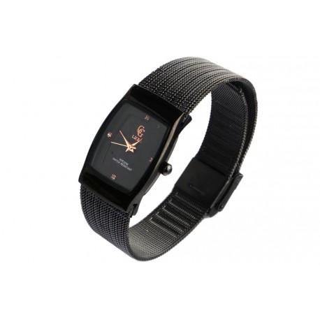 montre bracelet femme noir