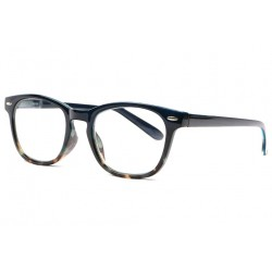 Lunettes de lecture originales bleues Fashion Fity New Time
