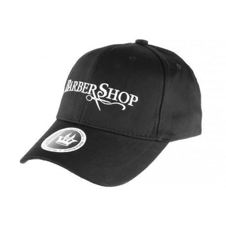 Casquette Baseball Noire Barber Shop Classe et Fashion CASQUETTES Hip Hop Honour