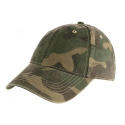 Casquette Camouflage Vert Kaki Baseball Chasse Rax CASQUETTES Nyls Création