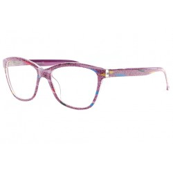 Lunettes de Lecture Originales Violettes Fashion Pop Art Folk Lunettes Loupes New Time