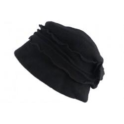 Chapeau Femme Laine Beret Toque Noir Hiver Mode Felicy CHAPEAUX Léon montane