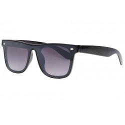 Grandes Lunettes de Soleil Fashion Noires Classe Homme Femme Kyp LUNETTES SOLEIL Eye Wear